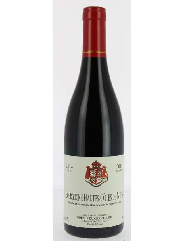 Bourgognes Haûtes Côtes de Nuits noémie du chanteloup