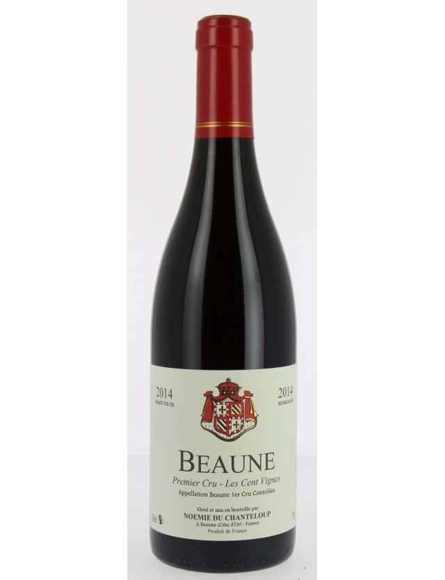 Beaune 1er Cru Les Cent Vignes noémie du chanteloup