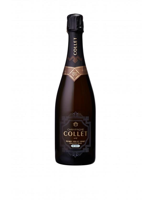 Cuvée Meunier Vieilles Vignes Collection Privée champagne collet