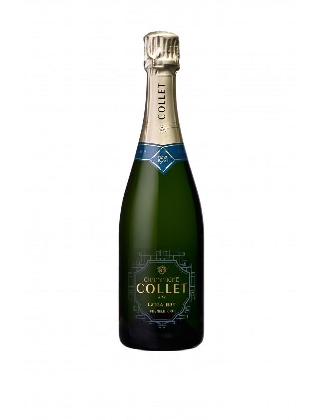 Cuvée Extra Brut Premier Cru champagne collet