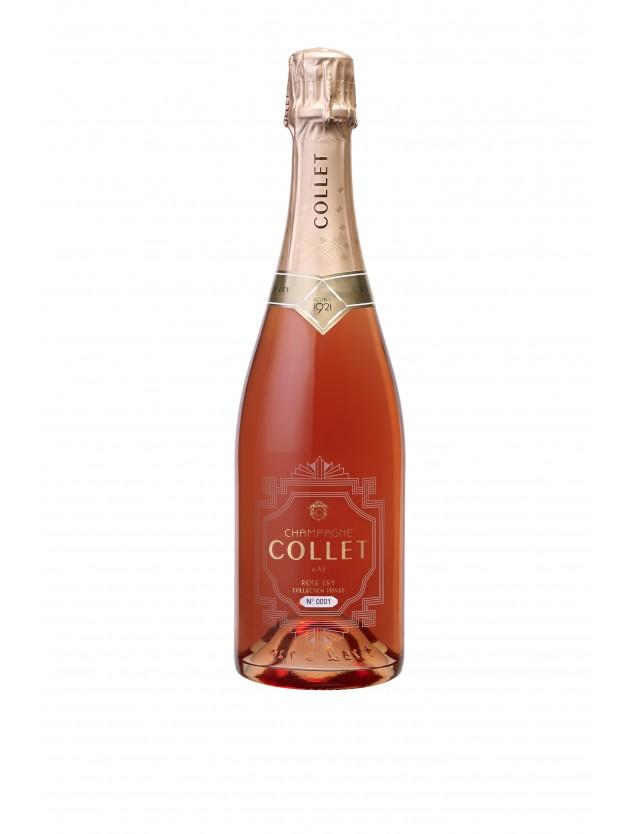 Cuvée Collection Privée Rosé Dry CHAMPAGNE COLLET
