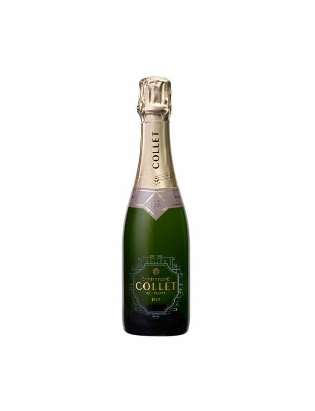 Cuvée Brut Demie champagne collet