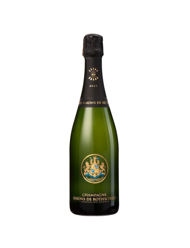 CUVEE BRUT champagne barons de rothschild