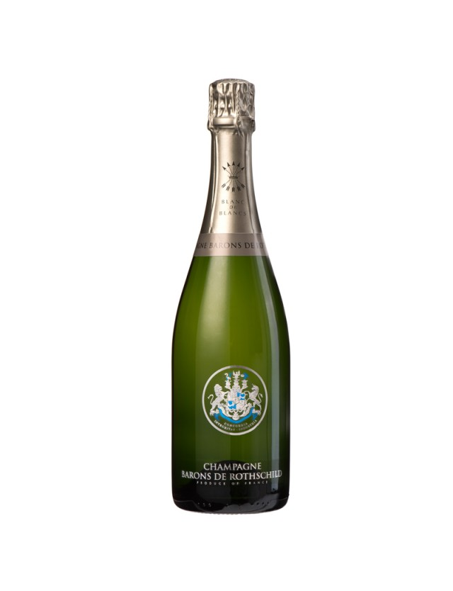 CUVEE BLANC de BLANCS champagne barons de rothschild