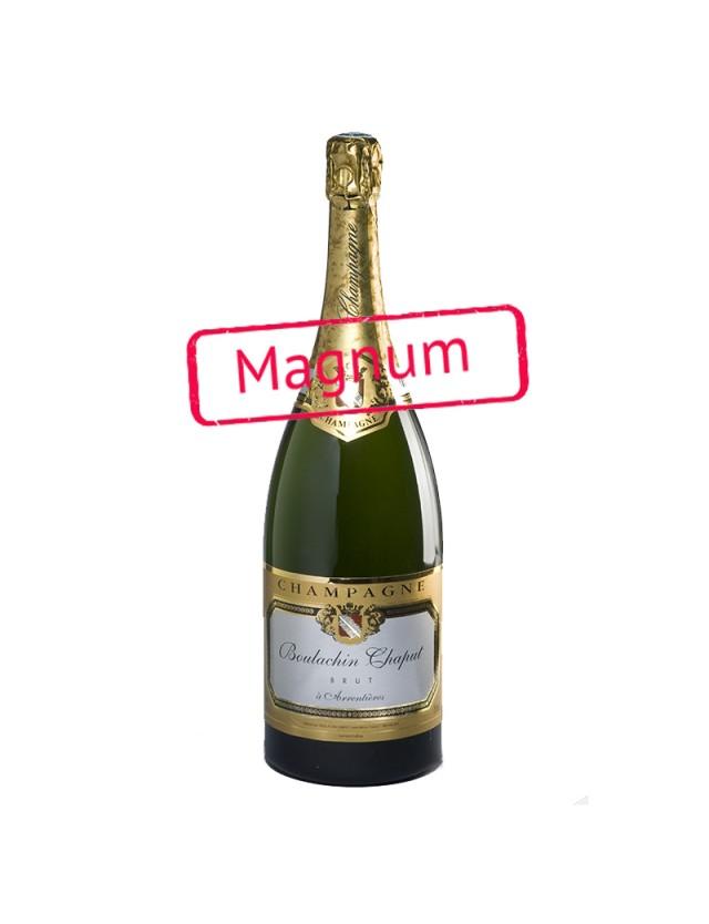 Magnum Cuvée Brut sélection CHAMPAGNE BOULACHIN CHAPUT