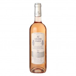 Bordeaux Rosé 2018 Château Au Grand Paris