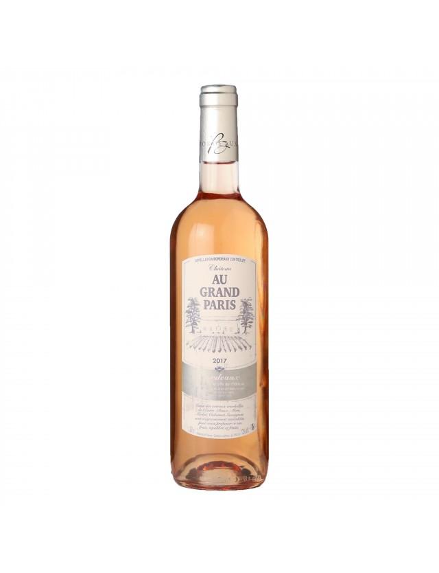 Bordeaux Rosé château au grand paris