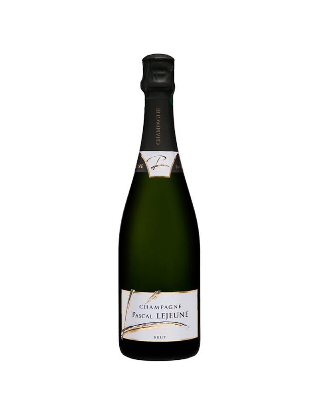 Cuvée Brut champagne pascal lejeune