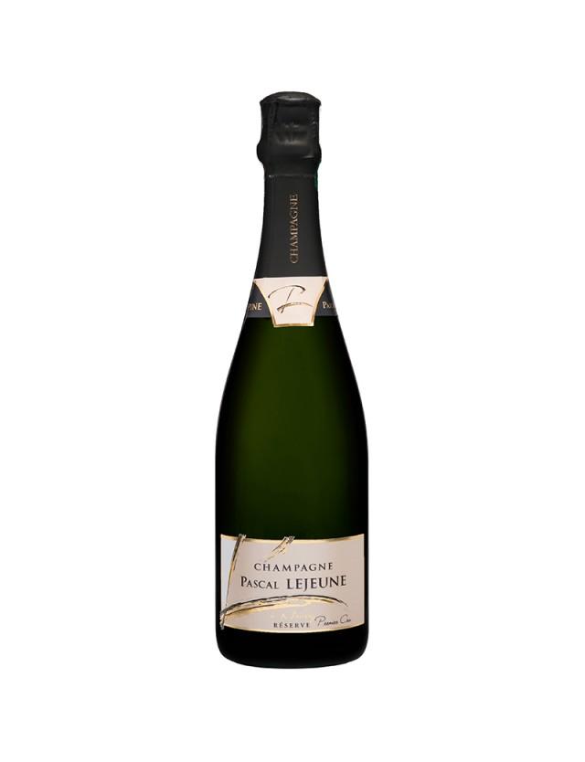 Cuvée Réserve Premier Cru champagne pascal lejeune