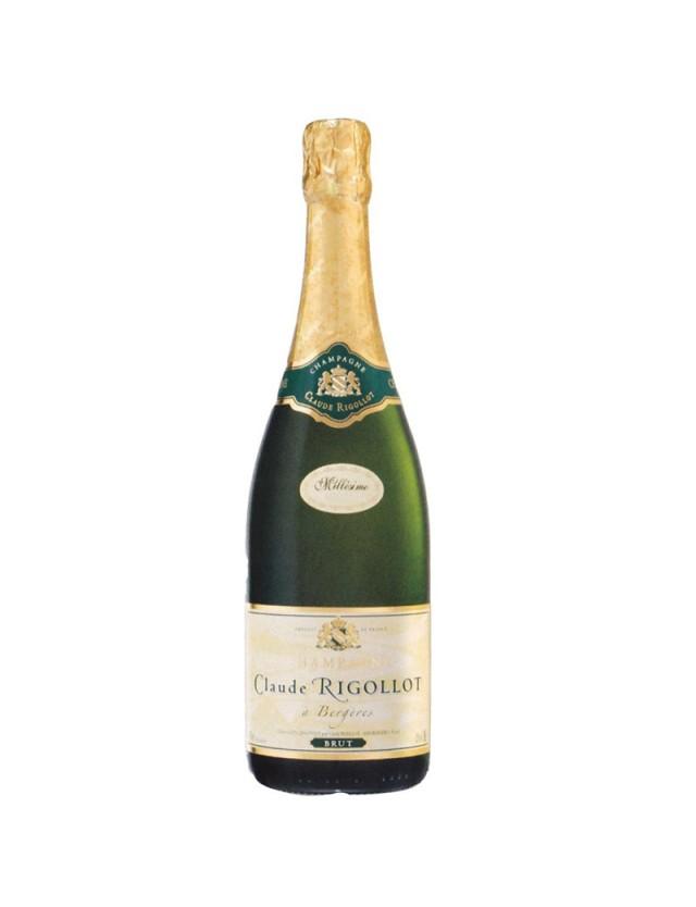 Millésimé champagne claude rigollot & fils