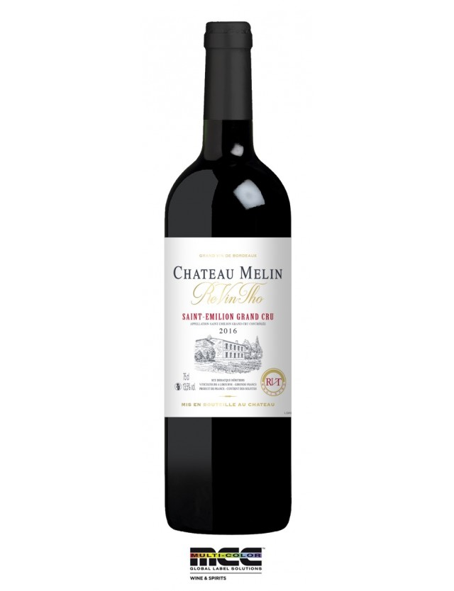 CHÂTEAU MELIN CUVEE REVINTHO château melin