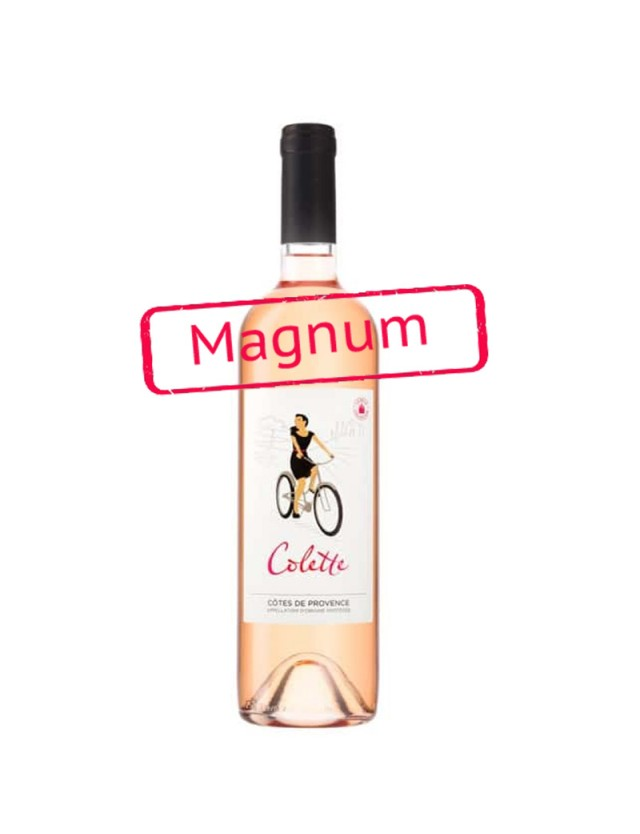 Colette Rosé Magnum la belle collection - colette