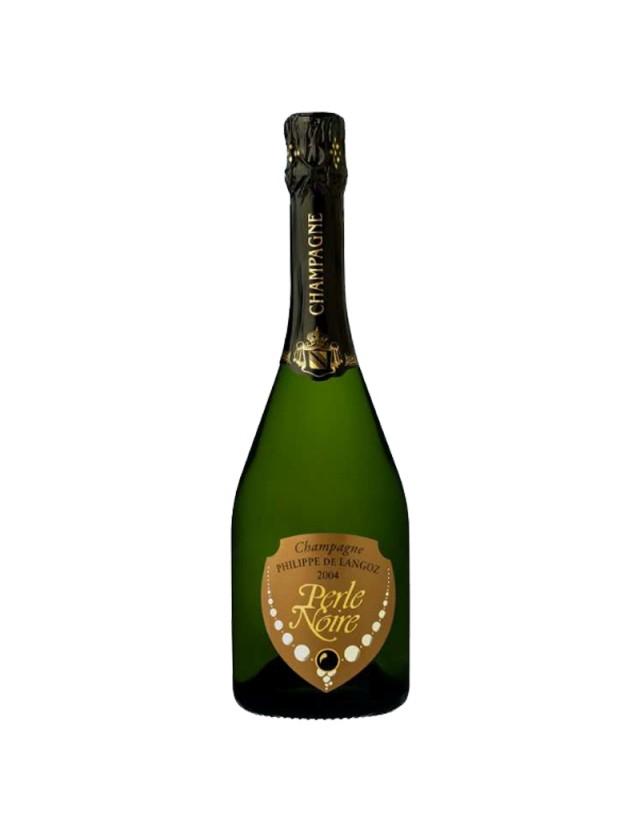 Cuvée Prestige Perle Noire champagne philippe de langoz