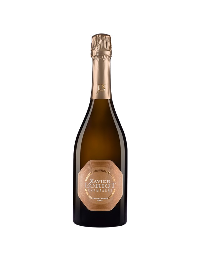 Cuvée Collision Brut champagne xavier loriot