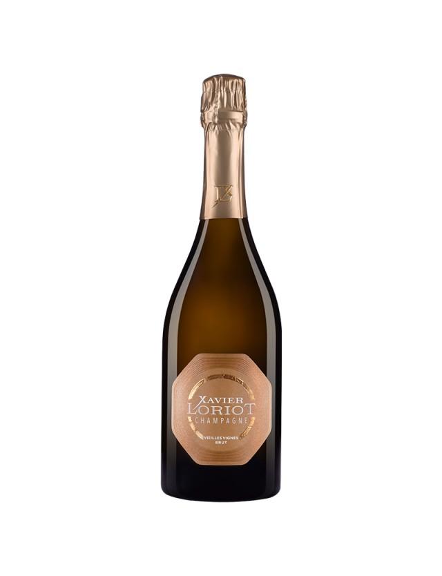 Cuvée Vieilles Vignes - 100% Pinot Noir champagne xavier loriot