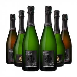 Coffret Découverte Champagne Anthony Betouzet