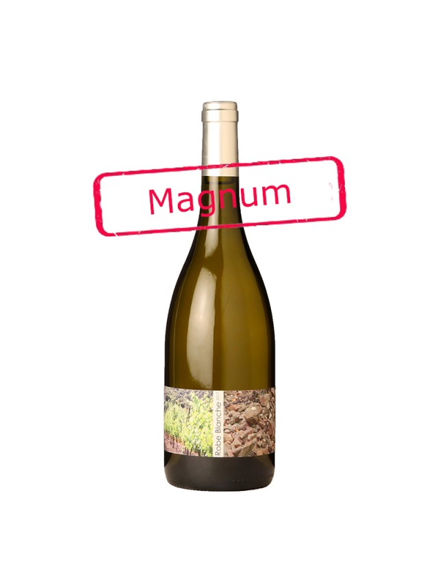 Robe Blanche - Magnum domaine mas nuy
