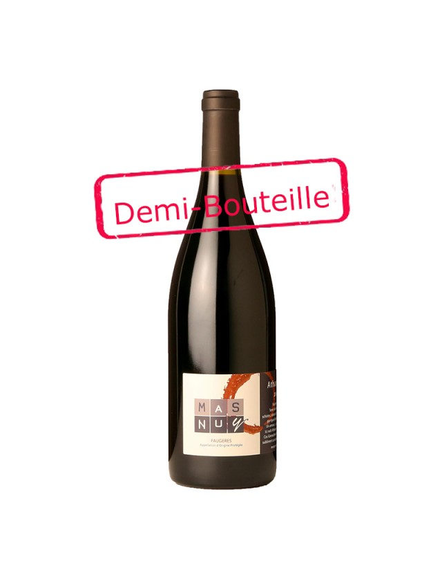 Athanor - Demi-Bouteille domaine mas nuy