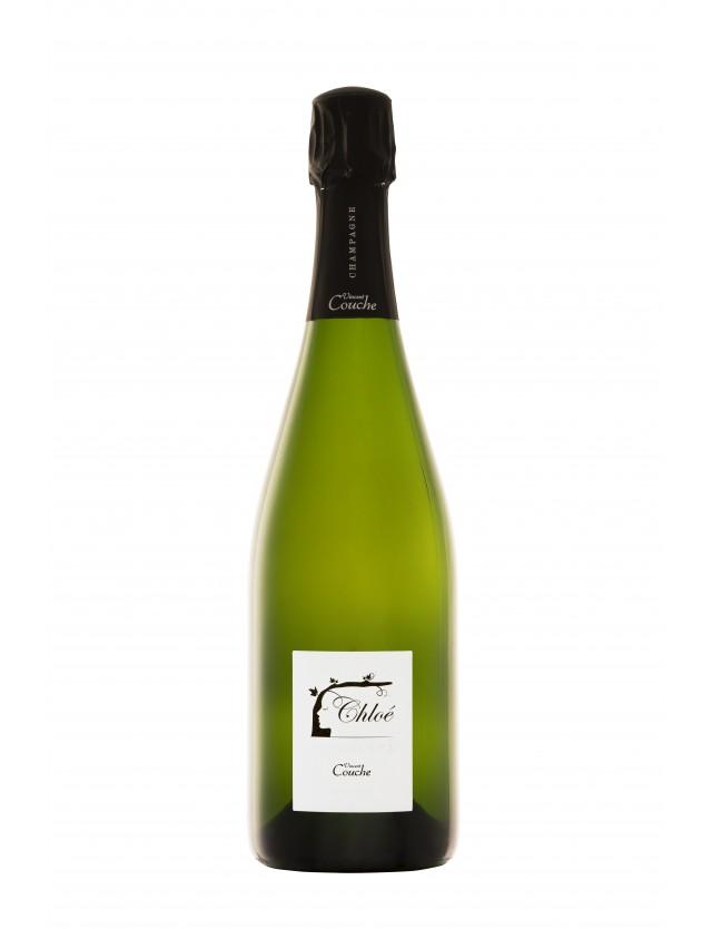 Chloé Brut Nature sulphite-free champagne vincent couche