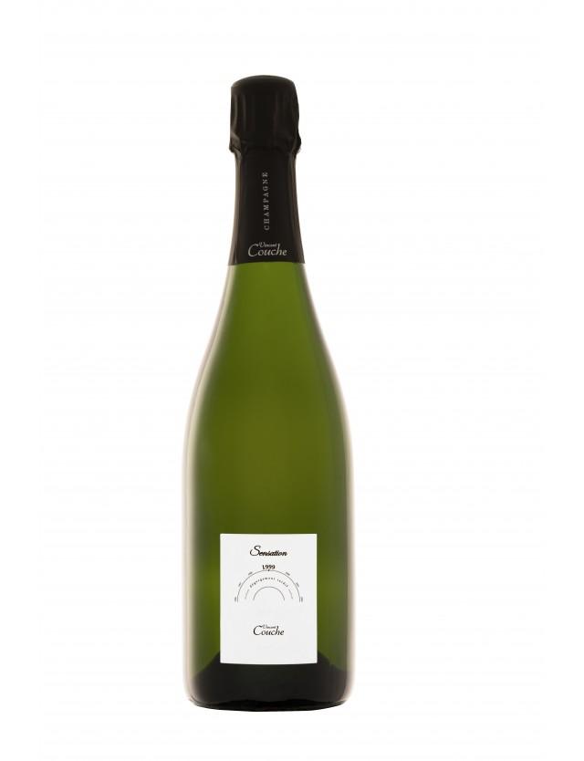 Cuvée Sensation 1999 champagne vincent couche