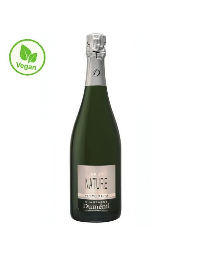 Cuvée Brut Nature Millésimé champagne dumenil