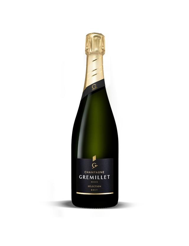 Brut Sélection champagne gremillet