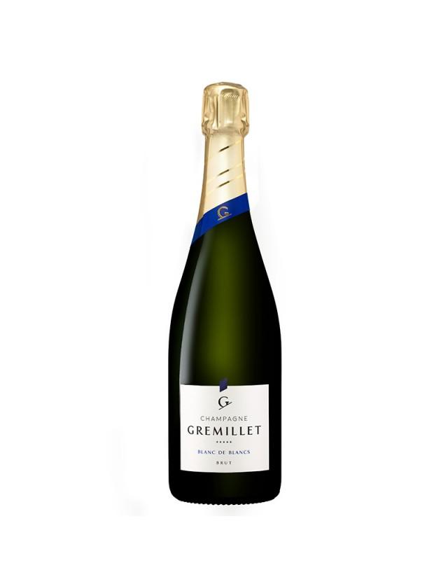Blanc de Blancs champagne gremillet