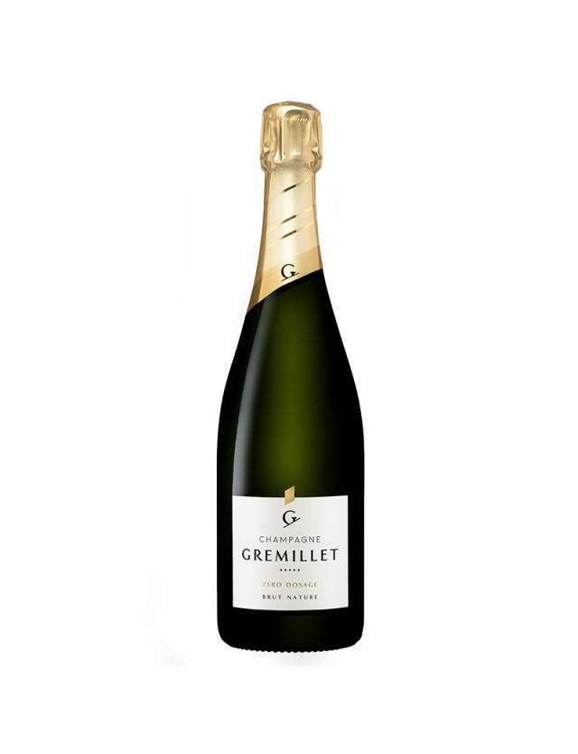 Zero dosage champagne gremillet