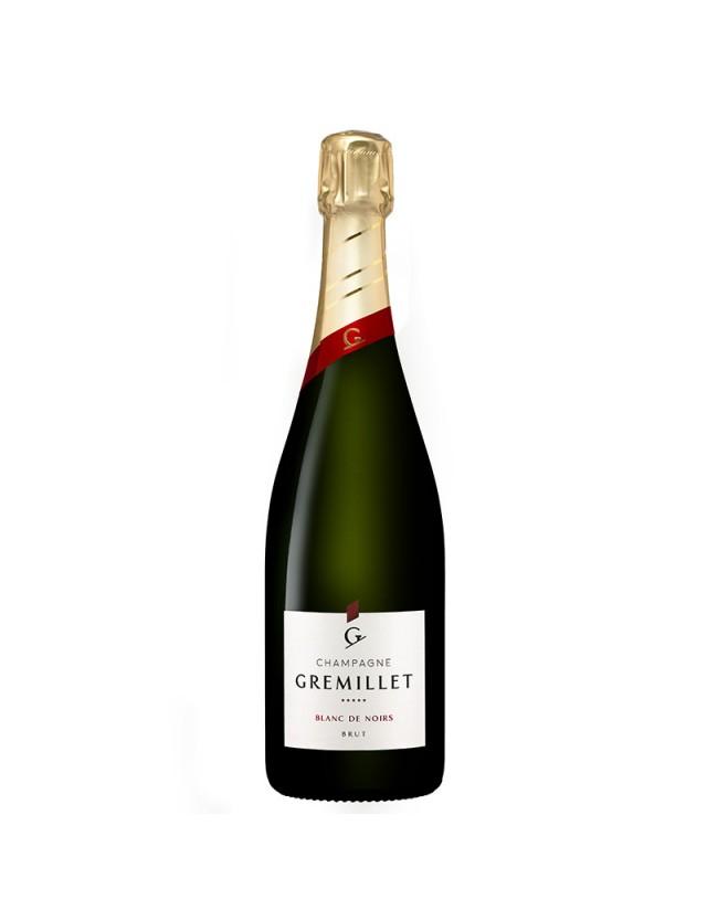 Blanc de noirs champagne gremillet