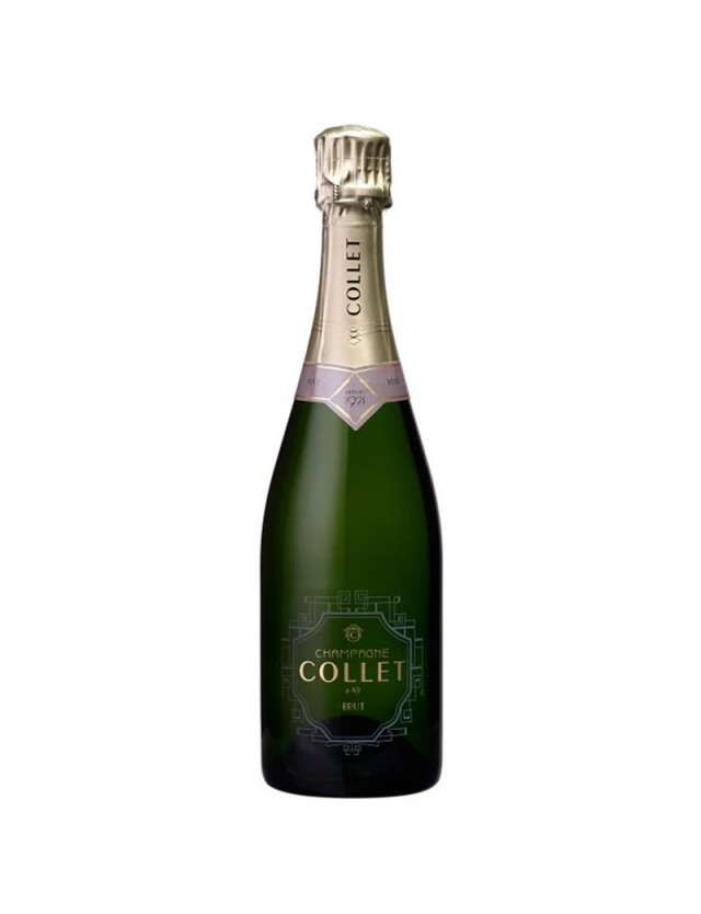 Cuvée Brut champagne collet