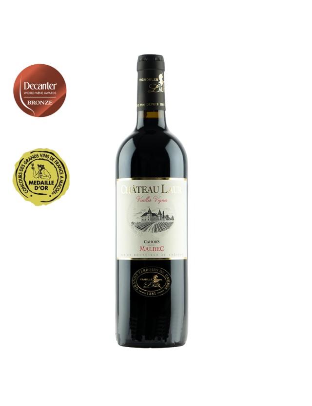 Château Laur Vieilles Vignes les vignobles laur