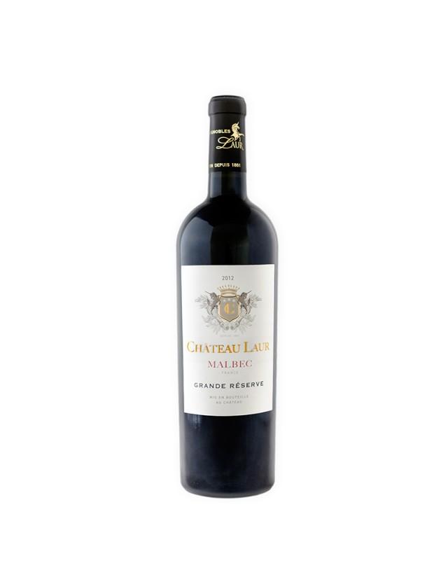 Grande Réserve - Charte qualité Grand Cru les vignobles laur