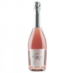 Le Paradoxe de Malbec - Méthode Traditionnelle rosé Assemblage Les Vignobles Laur
