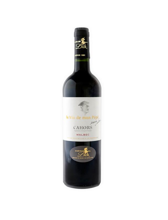 Le vin de mon Pépé les vignobles laur