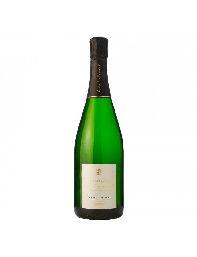 Brut Blanc de Blancs champagne alain lallement