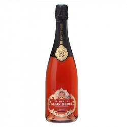 Cuvée Rosé Brut Assemblage CHAMPAGNE ALAIN BEDEL