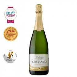 Perle De Nacre Assemblage Champagne Gilles Planson