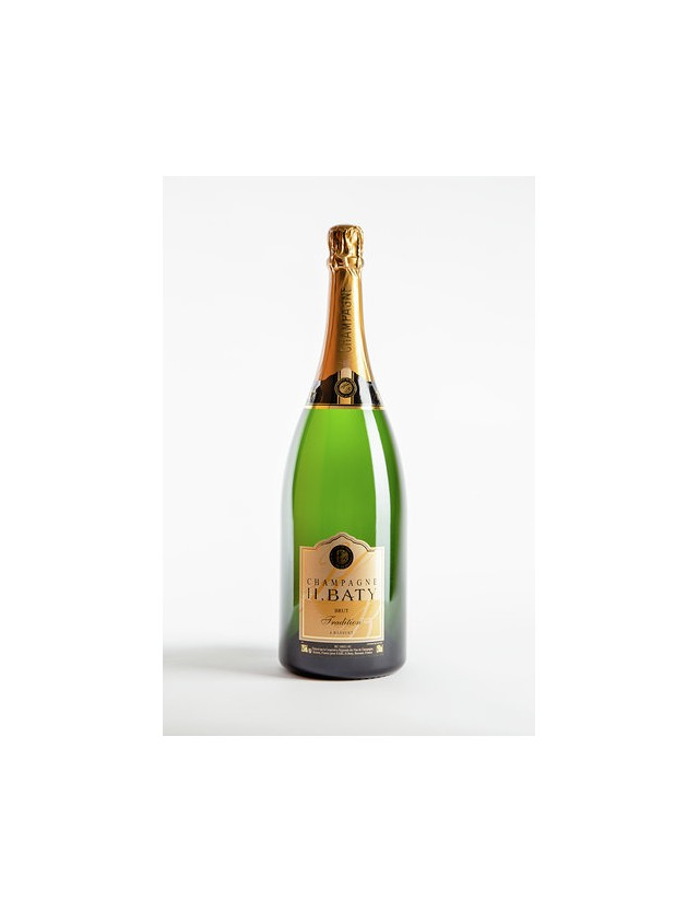 BRUT TRADITION - Magnum champagne h. baty