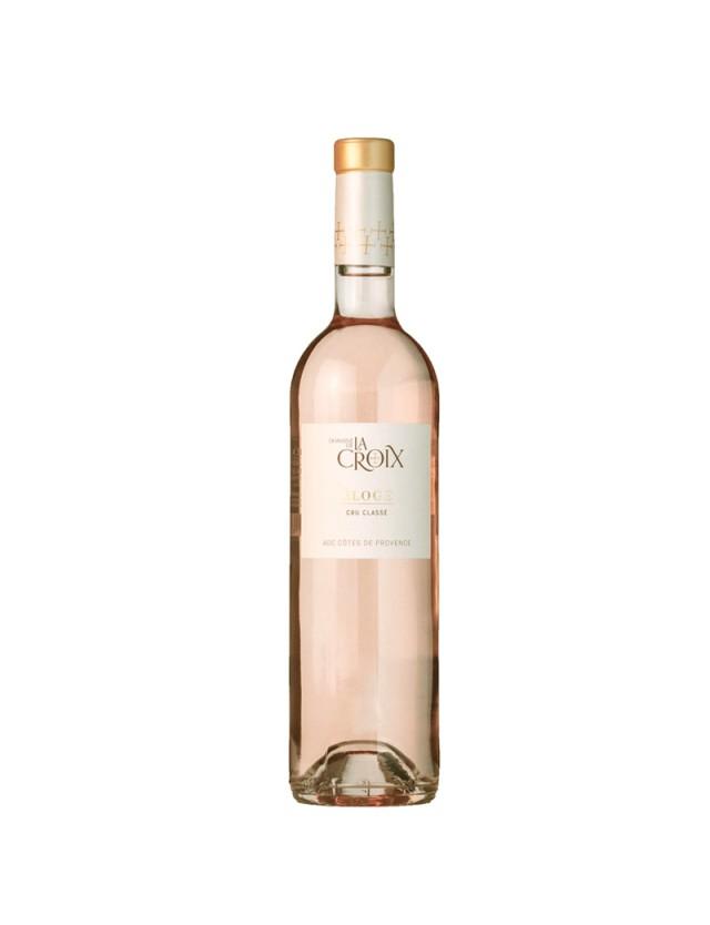 Eloge Rosé DOMAINE DE LA CROIX - CRU CLASSE
