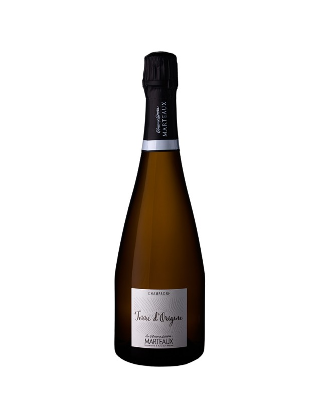 Terre d'Origine champagne olivier et laetitia marteaux