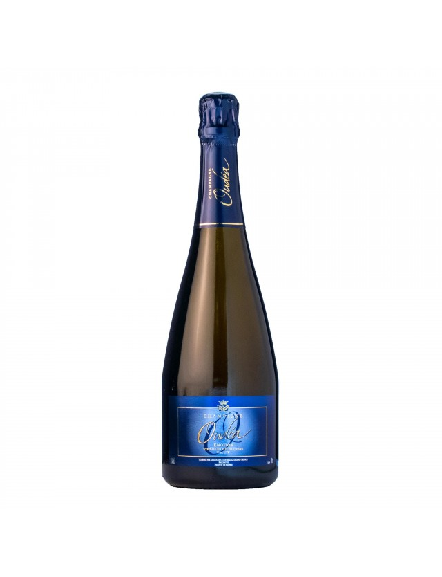 CHAMPAGNE EMOTION BRUT champagne oudea