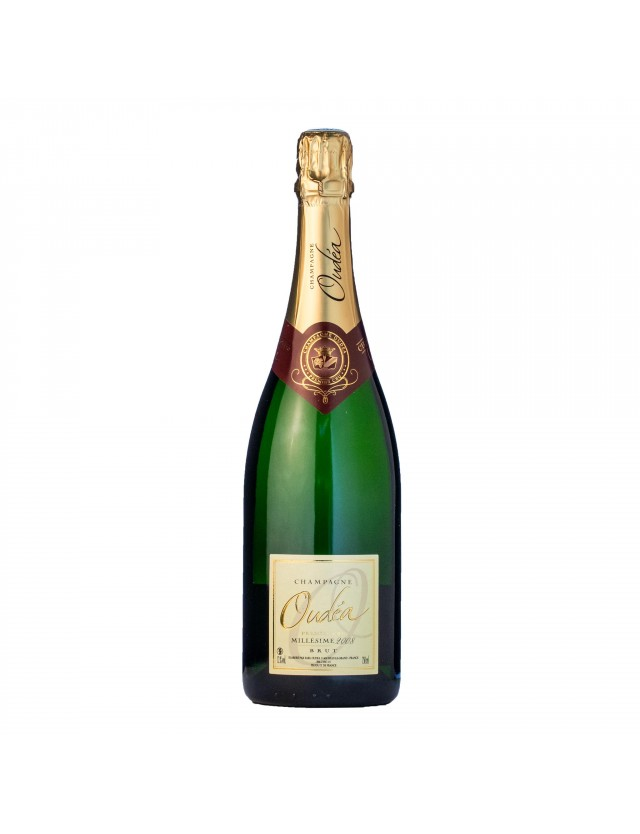 CHAMPAGNE MILLESIME 2008 BRUT champagne oudea