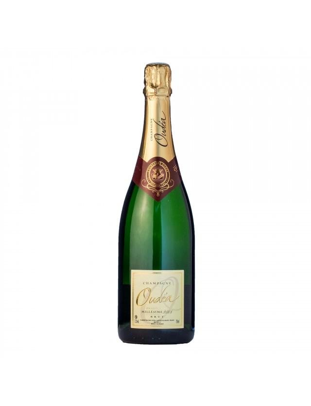 Cuvée MILLESIME BRUT champagne oudea