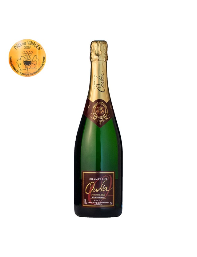 CHAMPAGNE TRADITION BRUT champagne oudea