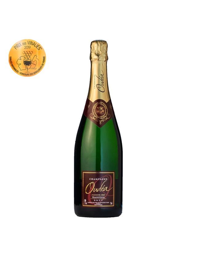 Cuvée TRADITION BRUT champagne oudea