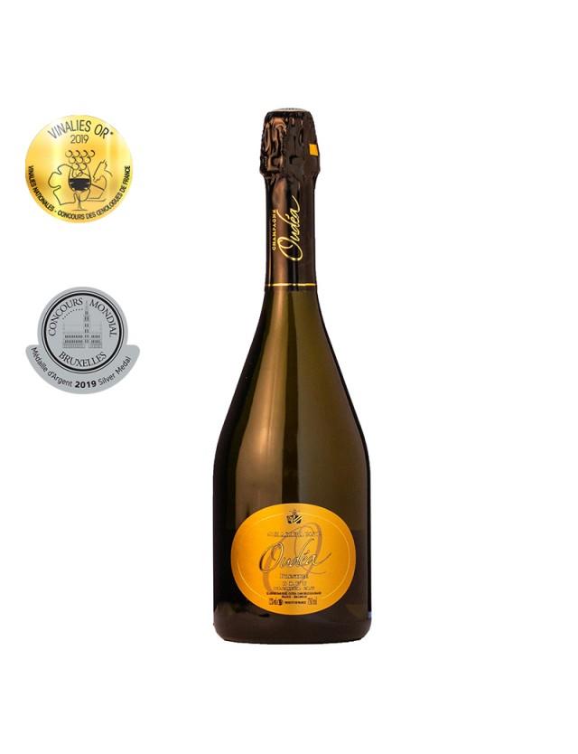 Cuvée PRESTIGE BRUT champagne oudea