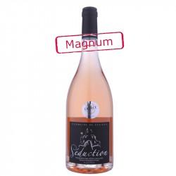 Séduction Magnum Rosé 2020 Domaine de Vézian - MJG BRIU