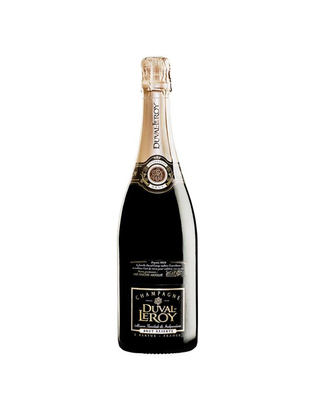 Brut Réserve champagne duval-leroy