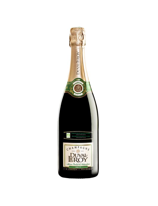 Brut Bio Champagne Duval-Leroy