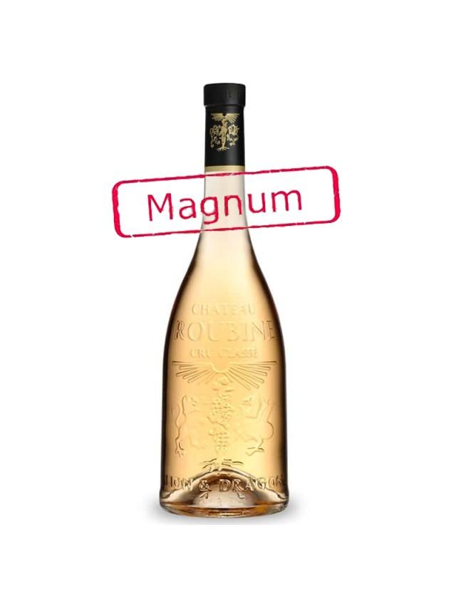 Cuvée Lion et Dragon Rosé - Magnum château roubine